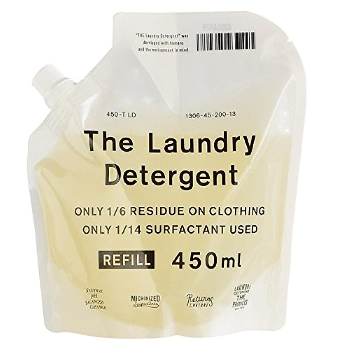 社会学送った赤ちゃんTHE 洗濯洗剤 詰替用 450ml 2個セット