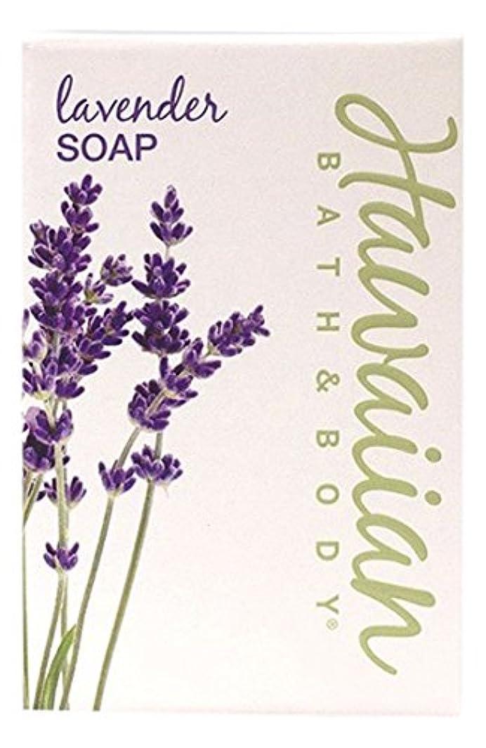 HAWAIIAN BATH & BODY SOAP ラベンダー