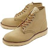 [レッドウィング] REDWING ブーツ #8167 CLASSIC WORK BOOTS クラシック ワークブーツ 6インチ ラウンドトゥ/プレーントゥ HAWTHORNE ABILENE ROUGHOUT