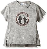 [スナイデル] girlロックTシャツ SKCT172188 ガールズ GRY 日本 130-(日本サイズ130 相当)