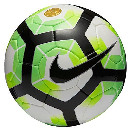 ナイキ チームプレミア FIFA ホワイト/シルバー/ボルト/ブラック 5号 SC2971 100