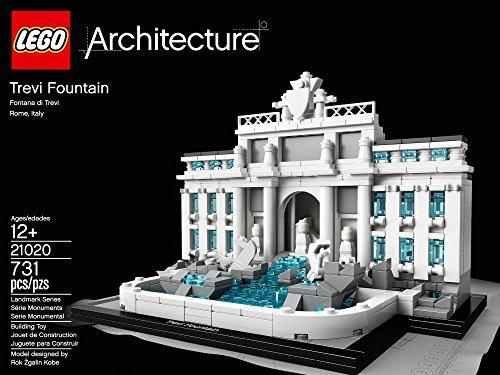 LEGO Architecture (21020) Trevi Fountain