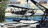 コラモデルス 1/72 イタリア空軍 フィアット CR.20 イドロ 水上戦闘機 プラモデル KORPK72111