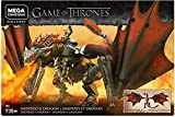 Mega Construx Game of Thrones メガコンストラックス ゲームオブスローンズ デナーリスとドラゴンのセット [並行輸入品]