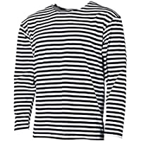 Mil-Tec Russian Navy Pullover Striped Summer Sweater - 10813000