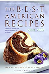 The Best American Recipes 2004-2005 Hardcover