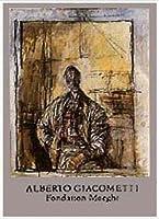 ポスター アルベルト ジャコメッティ Diego a la chemise ecossaise 1954 Maeght 額装品 アルミ製ハイグレードフレーム(ホワイト)