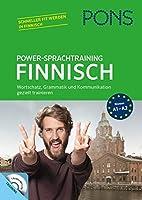 PONS Power-Sprachtraining Finnisch. Niveau A1-A2: Wortschatz, Grammatik, Kommunikation gezielt trainieren. Schneller fit werden in Finnisch