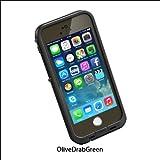 LifeProof 【日本正規代理店品・保証付】【LIFEPROOF】防水防塵耐衝撃ケース LifeProof fre iPhone5/5s Olive Drab Green オリーブドラブグリーン2101-09