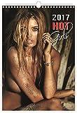 Hot Girls ( ホット ガール ) 2017 年 カレンダー