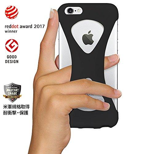 【Palmo】iPhone6s/6 Black(パルモ 黒)ポ...
