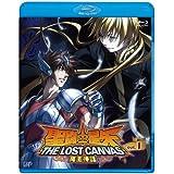 聖闘士星矢 THE LOST CANVAS 冥王神話 VOL.1 [Blu-ray]