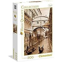 500ピース ジグソーパズル Clementoni ヴェネツィア Venice 36×49cm 35005