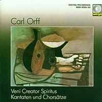 Orff;Veni Creator Spiritus