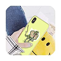 かわいい漫画恐竜Coqueシェル電話ケースIphone 8 7 6 6 sプラスX Xs最大5 5 s se Xrカバー、iphone 6または6 s、A14
