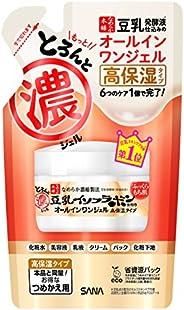 SANA 莎娜 豆乳美肌系列 濃稠凝膠 替換裝 100g