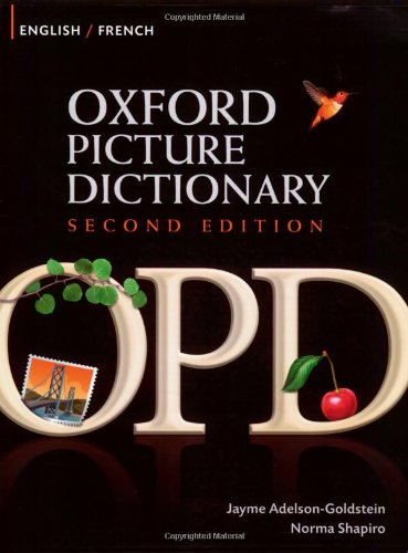Download Oxford Picture Dictionary: English/ French 0194740137