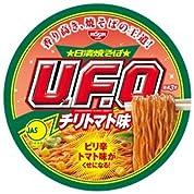 日清 焼そばU.F.O. チリトマト味焼そば 114g×12個