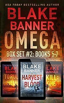 Omega Series Box Set 2: Books 5-7 by [Banner, Blake]
