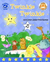Twinkle Twinkle: And Other Sleepy-Time Rhymes (Staplebound, Paperback Book, CD)