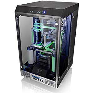 Thermaltake TT Premium The Tower 900 フルタワーPCケース 3面強化ガラス CS6788 CA-1H1-00F1WN-00