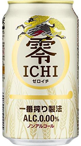 キリン 零ICHI 6缶パック 350ml 24本 (1ケース)