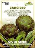 【輸入種子】 Carciofo Green Globe アーティチョーク(カルチョーフィ) グリーングローブ HORTUS(ホルタス社)