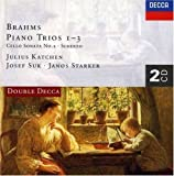 Piano Trios 1-3: Cello Sonata 2