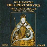 Great Service: Phillips / Tallisscholars