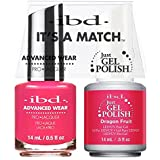 ibd - It's A Match -Duo Pack- Dragon Fruit - 14 mL / 0.5 oz Each