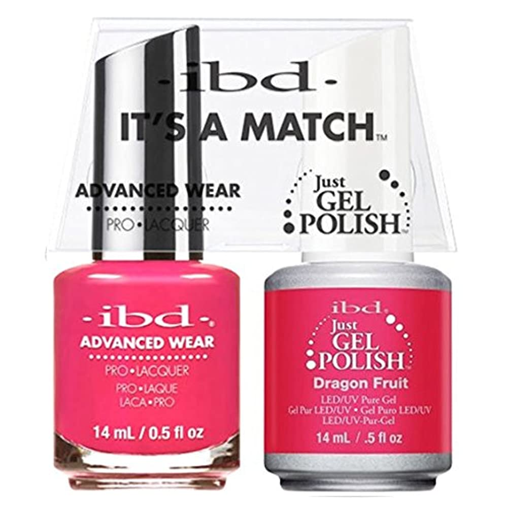 役割勘違いする有利ibd - It's A Match -Duo Pack- Dragon Fruit - 14 mL / 0.5 oz Each