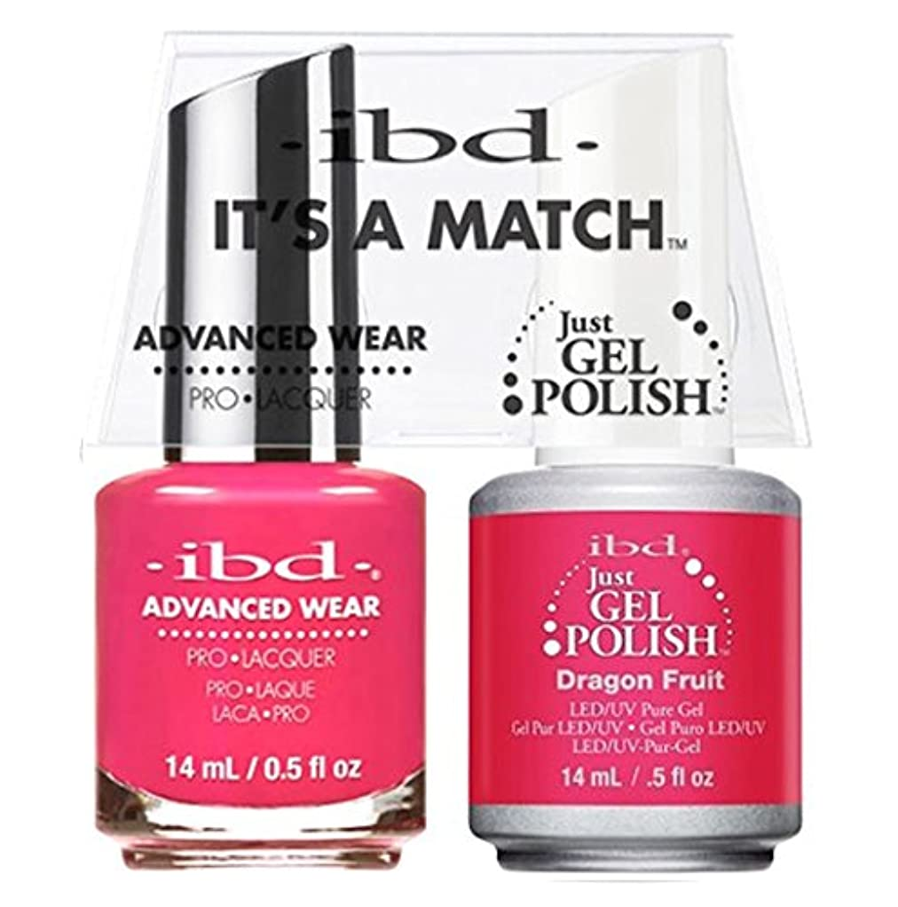 彼らのものところで忠実なibd - It's A Match -Duo Pack- Dragon Fruit - 14 mL / 0.5 oz Each