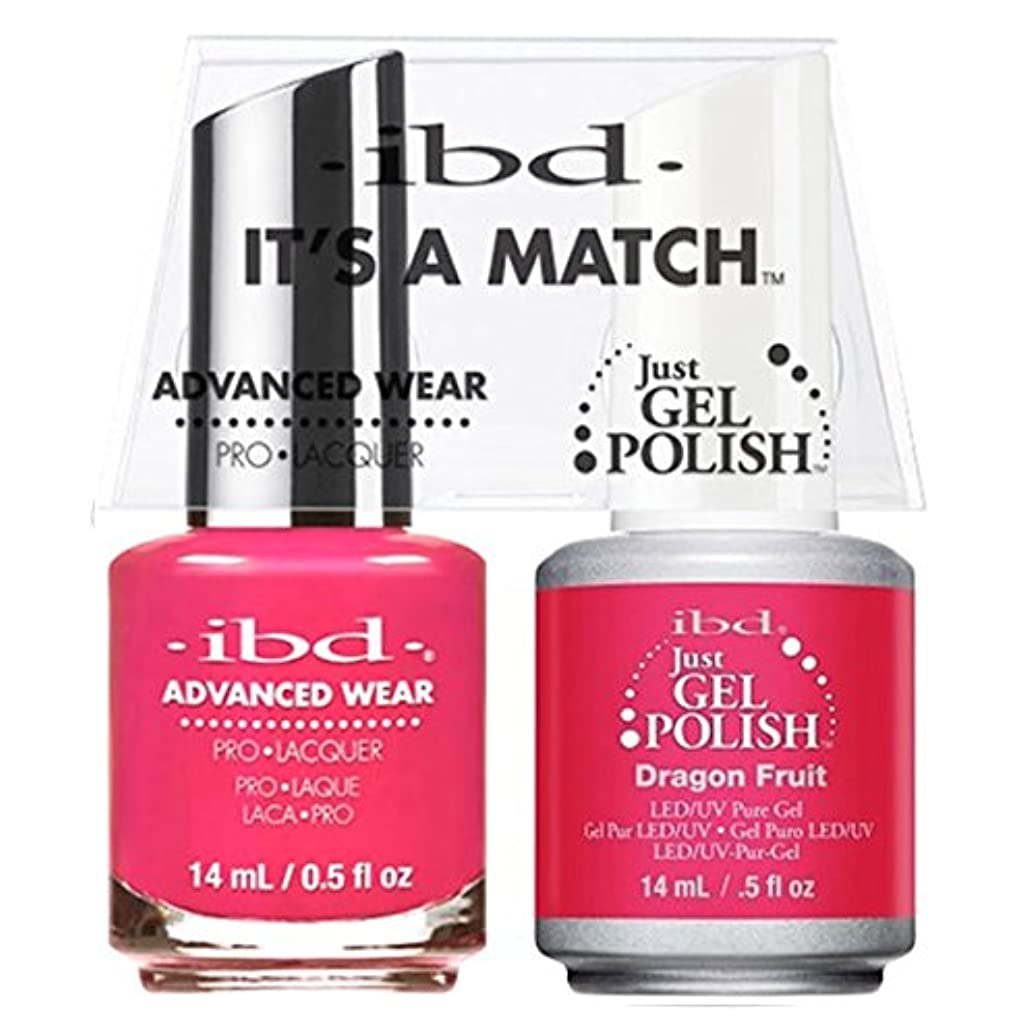 社会科合計水ibd - It's A Match -Duo Pack- Dragon Fruit - 14 mL / 0.5 oz Each