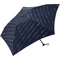 ワールドパーティー(Wpc.) キウ(KiU) 雨傘 折りたたみ傘  ブラック 黒  50cm  レディース メンズ ユニセックス 超軽量90g K34-068
