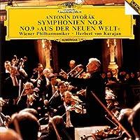ドヴォルザーク:交響曲第8番・第9番「新世界より」(限定盤)(UHQCD)