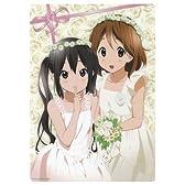 映画 けいおん! リバーシブル下敷き Animage2012年8月号付録