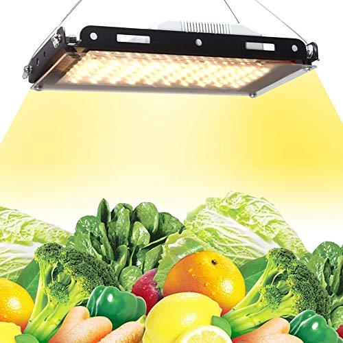 500W LEDの植物成長ランプ屋内水耕野菜植物ZSHONORLIGHのための完全なスペクトルの植物ライト (20W)