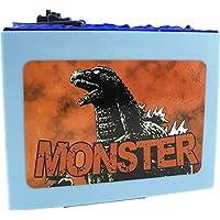 Scary Monsterゴジラ貯金箱恐竜自動Musical Stealingマネー保存ボックス、ハロウィンパーティ、子供用、ホーム装飾家具~ USA SELLER 。