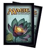 ウルトラプロ MTG マジック:ザ・ギャザリング ブラックロータスブルーム 睡蓮の花 デッキプロテクター ハードスリーブ