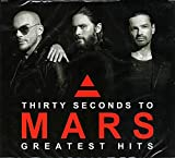 THIRTY SECONDS TO MARS Greatest Hits 2CD Digipak [CD Audio]