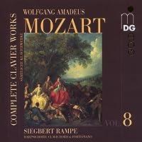 Mozart: Complete Clavier Works, Vol. 8 (2008-06-10)