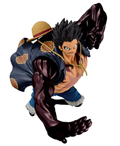 ワンピース SCultures BIG 造形王SPECIAL GEAR FOURTH MONKEY・D・LUFFY プライズ品