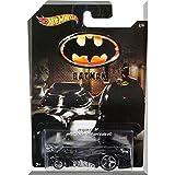 ホットウィール 2015 バットマン シリーズ #2/6 バットマン 1989 バットモービル Walmart限定 1/64[並行輸入品]