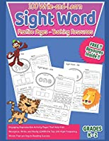 100 Write-and-Learn Sight Word Practice Pages - Teaching Resources: Engaging Reproducible Activity Pages That Help Kids Recognize, Write, and Really LEARN the Top 100 High-Frequency Words That are Key to Reading Success (Kindergarten Workbook)
