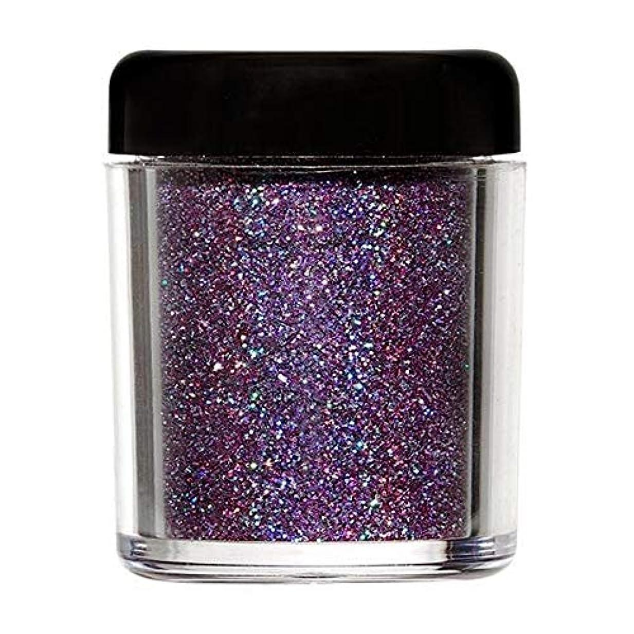 洗うすべき打たれたトラック[Barry M ] バリーメートルのグリッターラッシュボディの輝き - 紫外線 - Barry M Glitter Rush Body Glitter - Ultraviolet [並行輸入品]