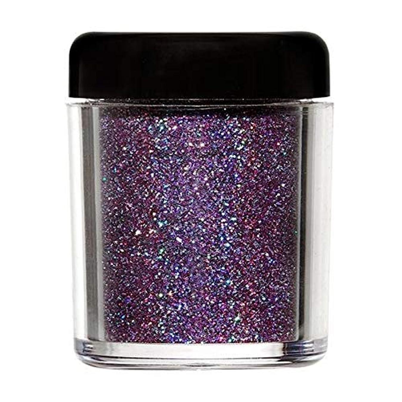 コイルペイント独特の[Barry M ] バリーメートルのグリッターラッシュボディの輝き - 紫外線 - Barry M Glitter Rush Body Glitter - Ultraviolet [並行輸入品]