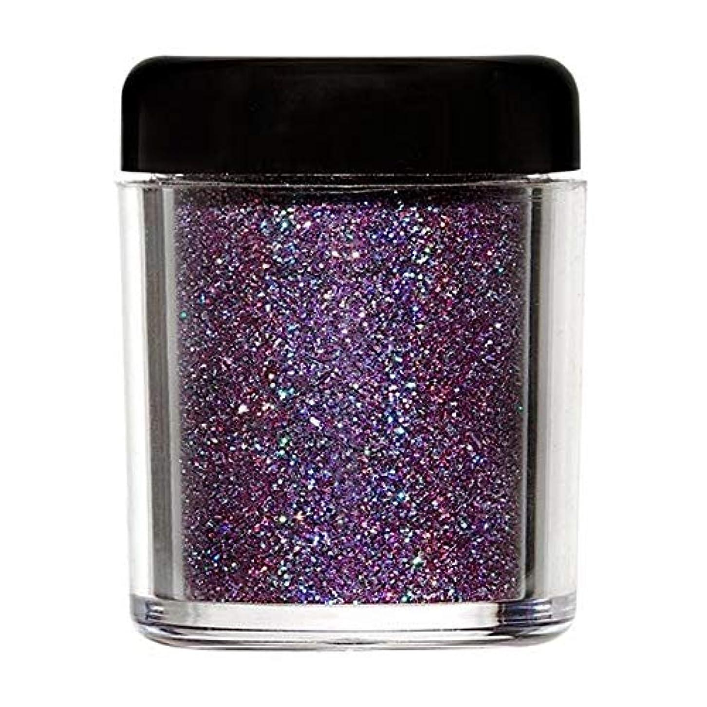沈黙ボルト高める[Barry M ] バリーメートルのグリッターラッシュボディの輝き - 紫外線 - Barry M Glitter Rush Body Glitter - Ultraviolet [並行輸入品]