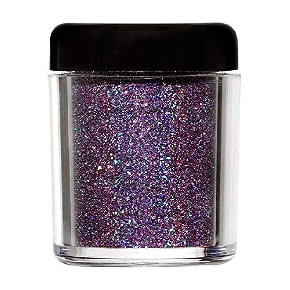 [Barry M ] バリーメートルのグリッターラッシュボディの輝き - 紫外線 - Barry M Glitter Rush Body Glitter - Ultraviolet [並行輸入品]