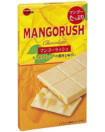 ブルボン マンゴーラッシュ 1枚×10箱