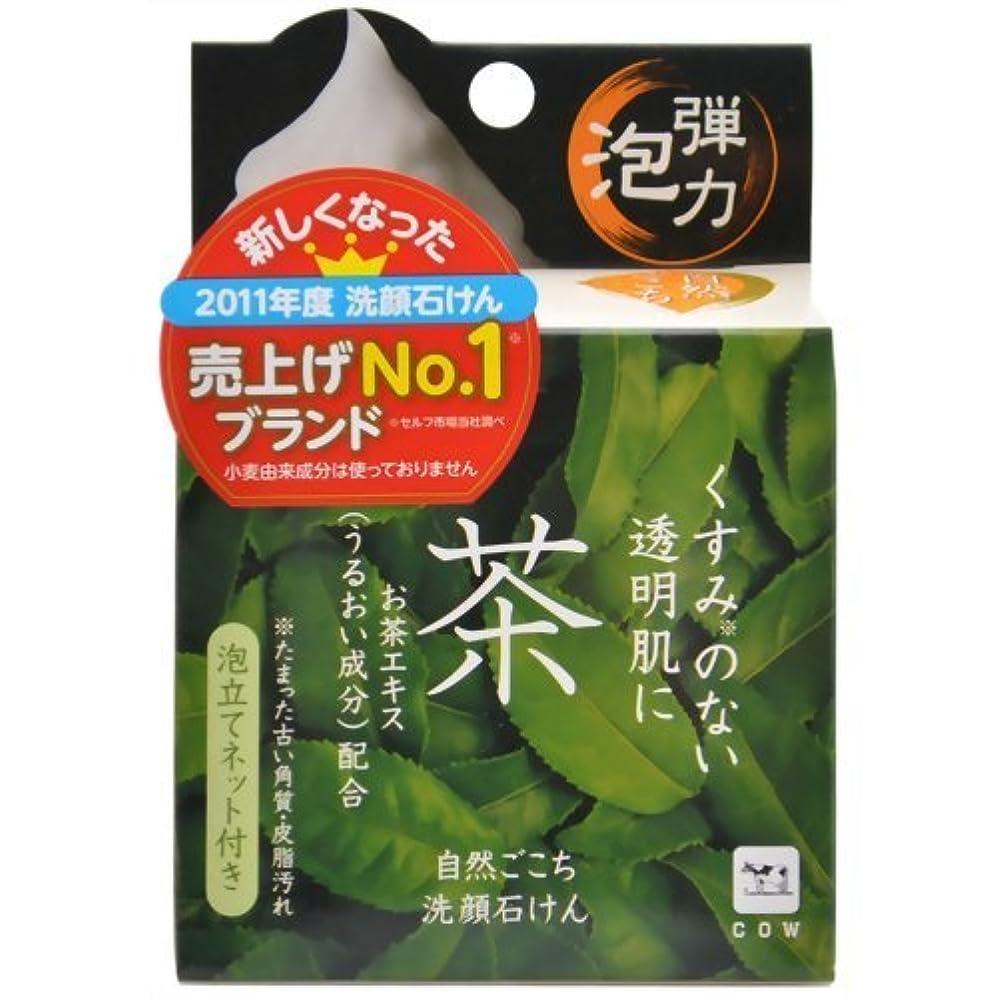 アクセスできないロッカーラリー自然ごこち 茶 洗顔石けん 80g × 10個セット